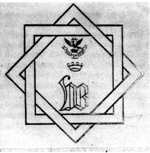 Lord Wardington's Bookplate